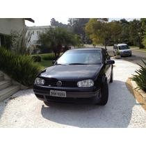 Vw Golf 2.0 Confortiline Automatico 2003 Blindado