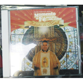 Cd Padre Marcelo Rossi Momento De Fe Ediçao De Natal