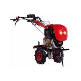 Motocultivador Tratorito Toyama 9hp Diesel Carreta Roçadeira