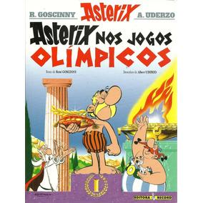 Asterix Nos Jogos Olimpicos 12 - Record - Bonellihq Cx 93