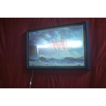 Cuadros Iluminados Con Luz 65x95 120 Motivos Modernos Clasic