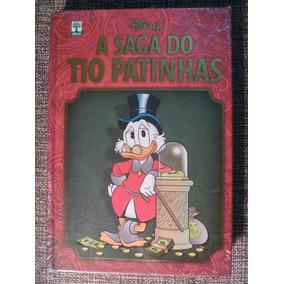 A Saga Do Tio Patinhas (2ª Edição) - Lacrado