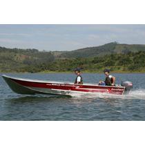 Barco De Aluminio Liga Naval Levefort Marujo 500