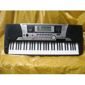 Teclado Yamaha Psr-550 - Semi-novo - Impecavel - U.dono - Ok