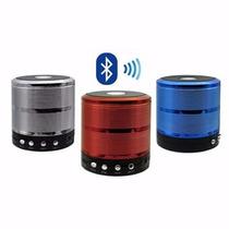 Mini Caixa Caixinha Som Portátil 20w Bluetooth Mp3 Fm Sd Usb