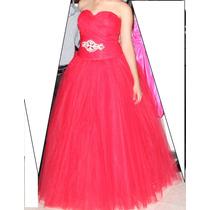 Vestido De Quinceañera Talla 6