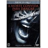 A Morte Convida Para Dançar Versão Sem Cortes Dvd Novo