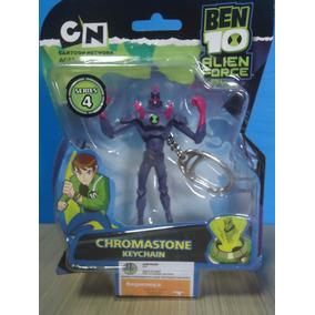 ben 10 chromastone dna alien bonecos e figuras de ação no mercado