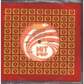 Alice Cooper Compacto De Vinil-hit Pop-some Folks-1975
