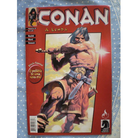 Conan! Vários! R$ 10,00 Cada! Ed. Mythos 2004! Em Cores!