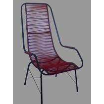 Cadeira De Varanda Cadeira De Área Cadeira De Fio Colorido