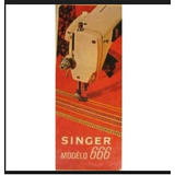 Singer 666 Manual Inst.