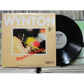 Wynton Marsalis Angel Eyes Jazz - Lp Imagem 1989 Estéreo