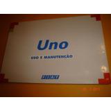 Manual De Uso E Manutenção Do Fiat Uno 1998