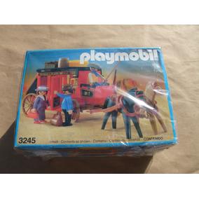= Playmobil = Faroeste Diligência Passeio 3245 Antex
