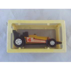 Carro Formula 1 Meplastic Novo Caixa Raridade Brinquedo