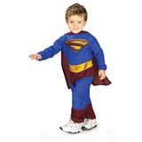 Disfraz Superman Returns Mono Y Capa De Superman, Superman
