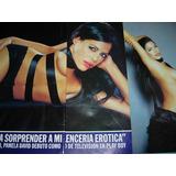 Sexy Pamela David Lenceria 5 Pg Clipping Revista Caras