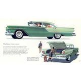 Ford Fairlane 1957 Documento Em Dia