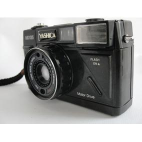 Antiga Câmera Fotográfica Motor Drive Yashica Md-135