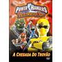 Dvd Power Rangers Tempestade Ninja - A Chegada Do Trovão