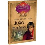 Dvd Teatro Dos Contos De Fada João E O Pé De Feijão