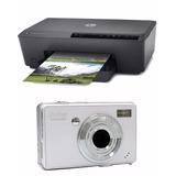 Impresora Hp 6230 Wifi Eprint + Camara Digital X024 10.1