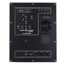 Amplificador Inbox P/caixa Ativa Usb Al Usb 1000 Audioleader