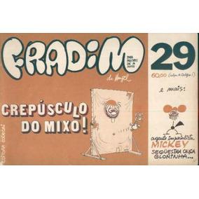 Revista Fradim Nº 29 Set 1980 Crespúsculo Do Mixo! Henfil