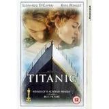 Fita Vhs Filme Legendado Duplo Titanic Leonardo Dicaprio