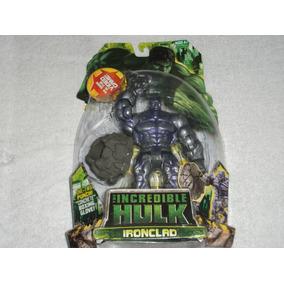 Boneco Hulk Iron Clad - Pronta Entrega
