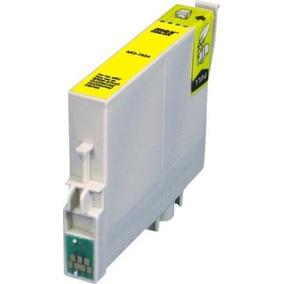 Cartucho Compativel Epson 634 T0634 Yellow Stylus C67/c87...