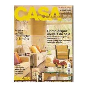 Revista Casa Claudia- Como Dispor Móveis Na Sala