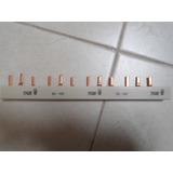 Barramento Trifasico P/12 Ligações Din 80a 440v Tigre