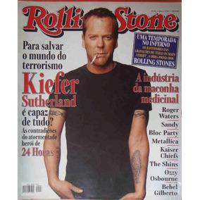 Rolling Stone No. 06 Março 2007 Kiefer Sutherland