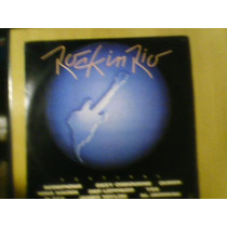 Lp- Rock In Rio Internacional - 1984