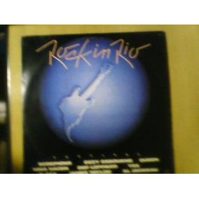 Lp- Rock In Rio Internacional - 1984