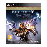 Destiny : The Taken King - Legendary Edition Ps3 Digital