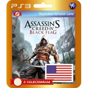 Assassins Creed Iv Black Flag Legendado Br! (código Ps3)