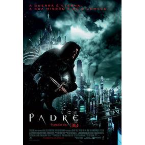 Poster Peq. (imp. Pap. Couche A3) Do Filme Padre - Versão 1
