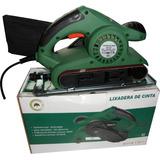 Lixadeira De Cinta Sh 950w 220v, Para Madeira