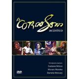 Dvd A Cor Do Som Acustico - Raridade!!!
