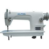 Máquina De Costura Reta Para Tecidos Leves E Médios + Nf