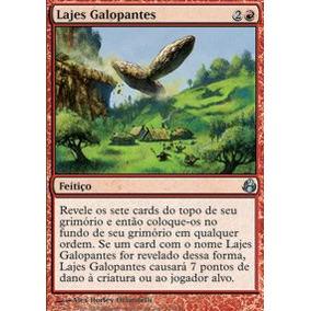 X4 Lajes Galopantes (stomping Slabs)
