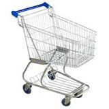 Carrinho Supermercado 130 Lts S/assento 105-002