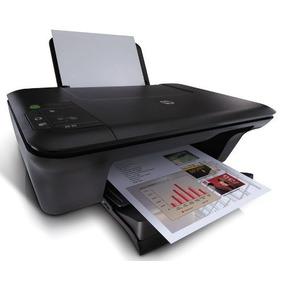 Impresora Multifuncional Hp Deskjet 2050 - Sin Cartuchos
