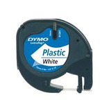 Puntotecno - Cinta Plastica Para Rotuladora Dymo Letratag