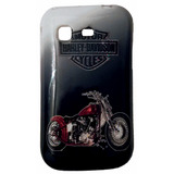 Capa De Celular Samsung Galaxy Pocket Gt S5300 Motorcycle