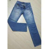 Calça Jeans Feminina Planet Girls Original Semi Nova Linda!