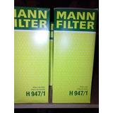 Filtro De Óleo Trator John Deere 6300 7500 7700 Mann H947/1